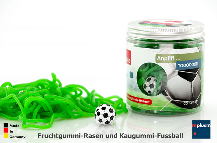 Give Away für Fussball-Fans