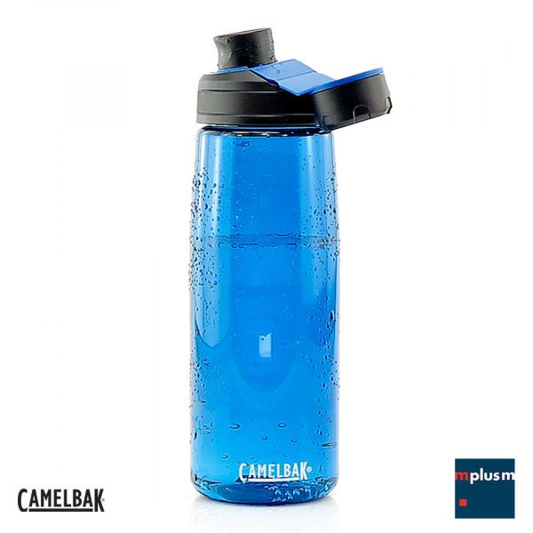 CamelBak Chute Mag, die hochwertige Trinkflasche aus Tritan. Spülmaschinenfest und als Werbeartikel schön mit Logo oder Motiv zu bedrucken.