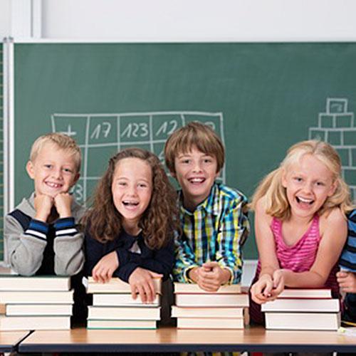 Schule Werbeartikel