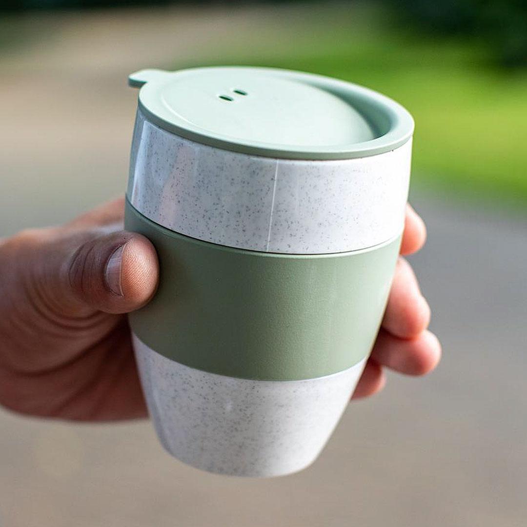 Nachhaltiger Coffee To Go Mehrweg Becher aus Deutschland