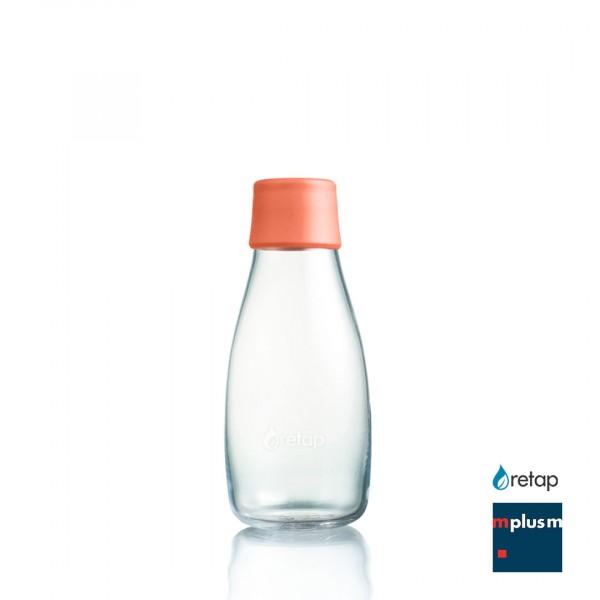Retap Mehrweg Wasserflasche 03 als Werbeartikel mit Logo bedrucken