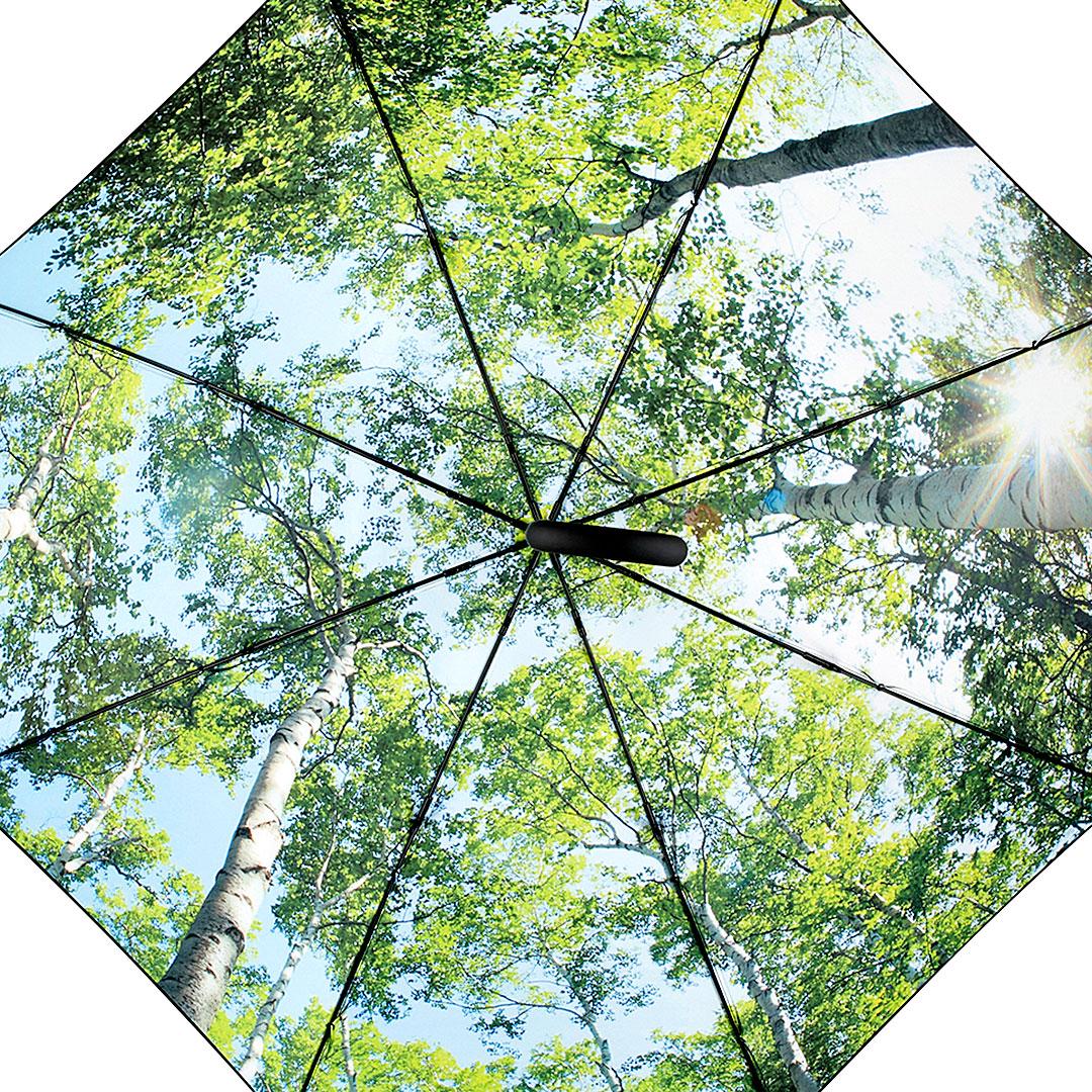 Nachhaltigkeit bei Werbeartikel Schirmen