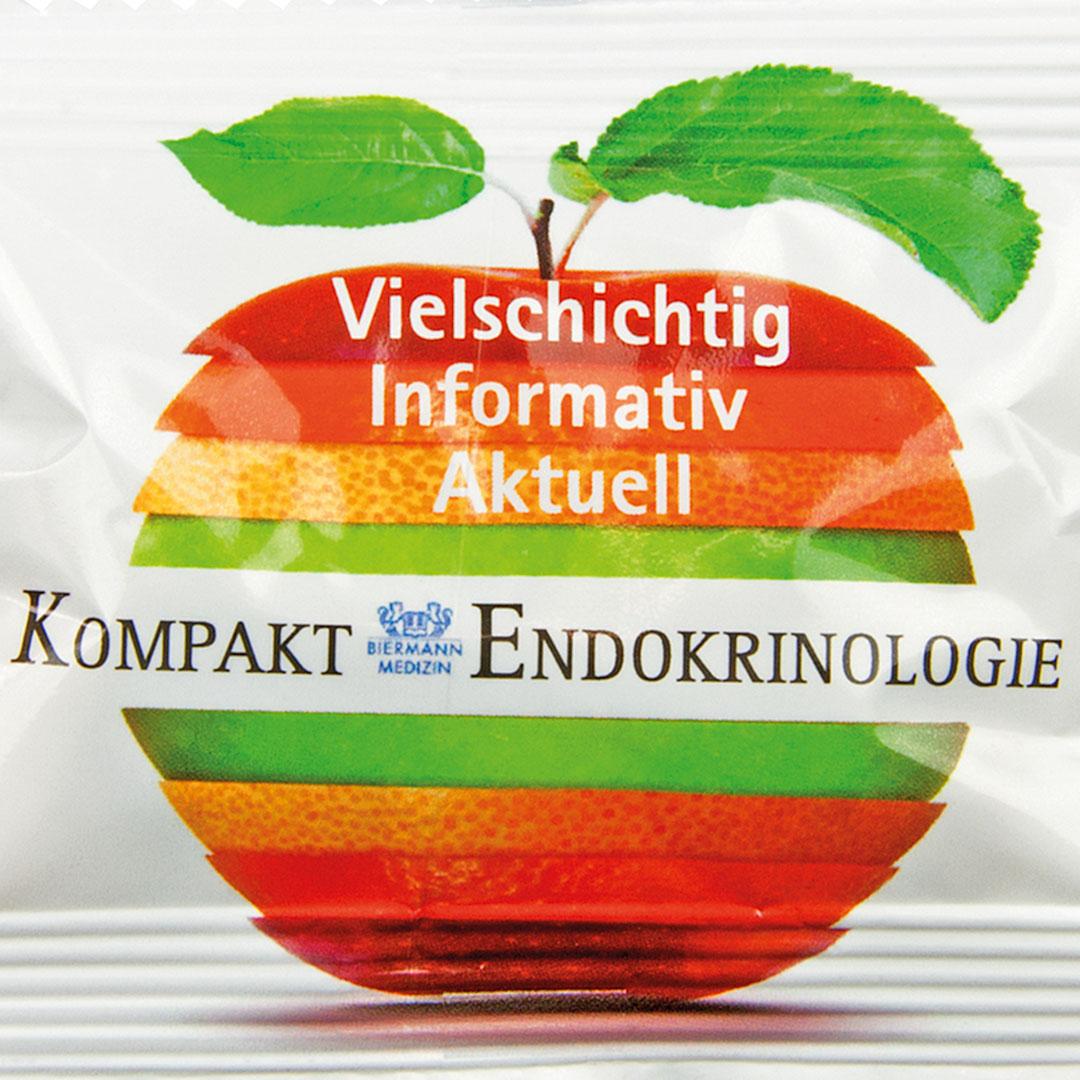 Apfel Logo Dankeschön Geschenke