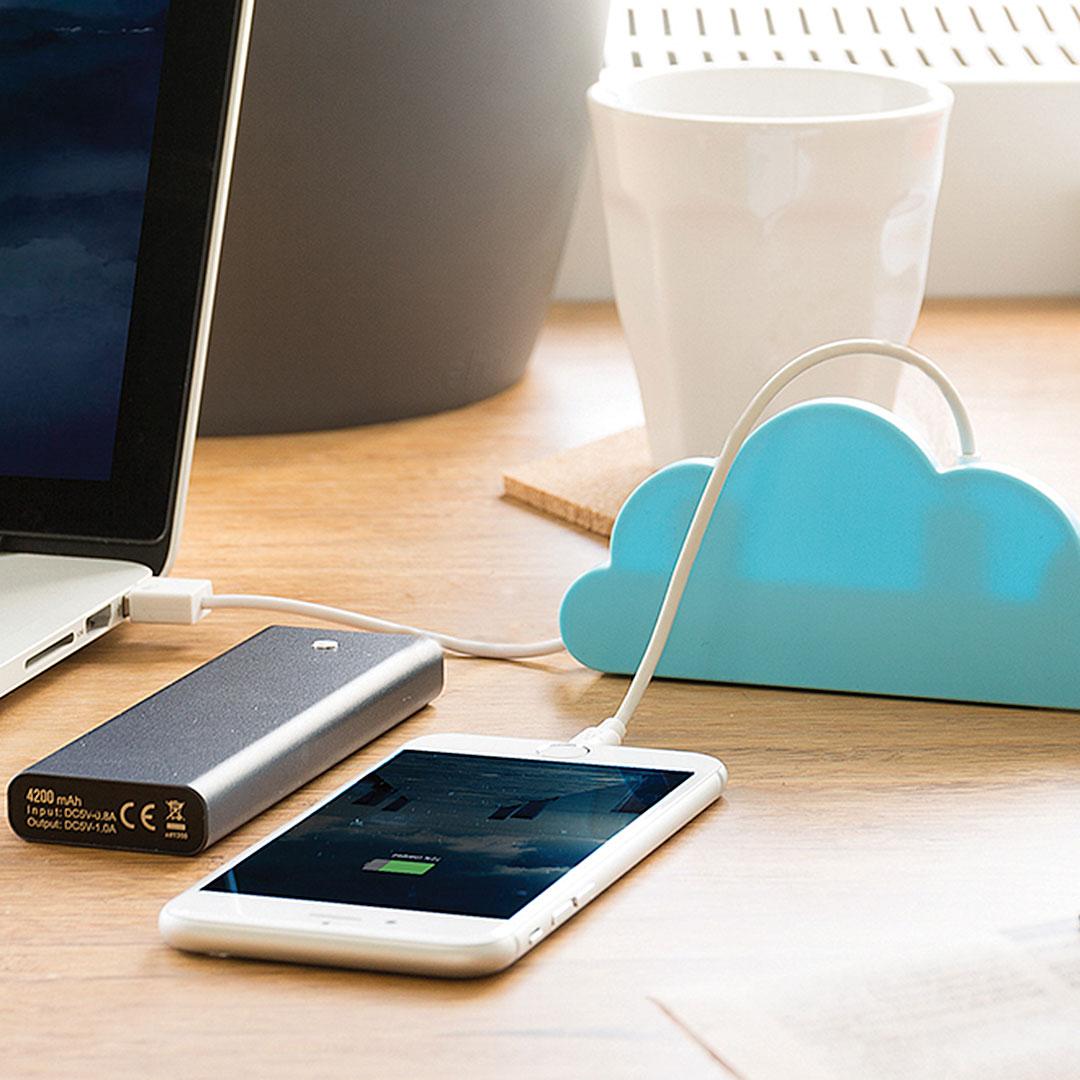USB Cloud Hub als Computer