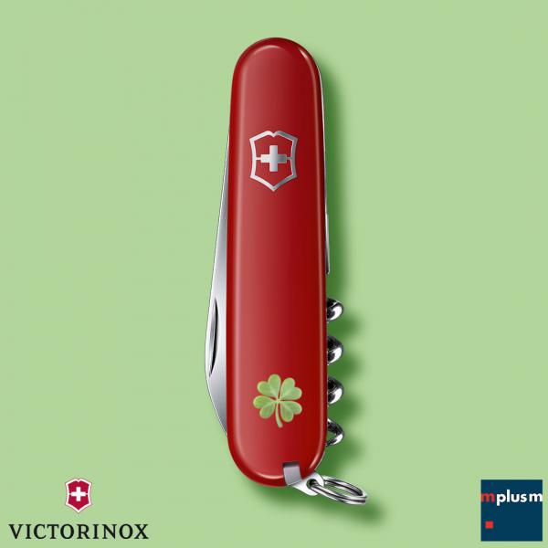 Das preiswerte Taschenmesser Waiter von Victorinox ab 60 Stück als Werbegeschenk mit Logo Druck