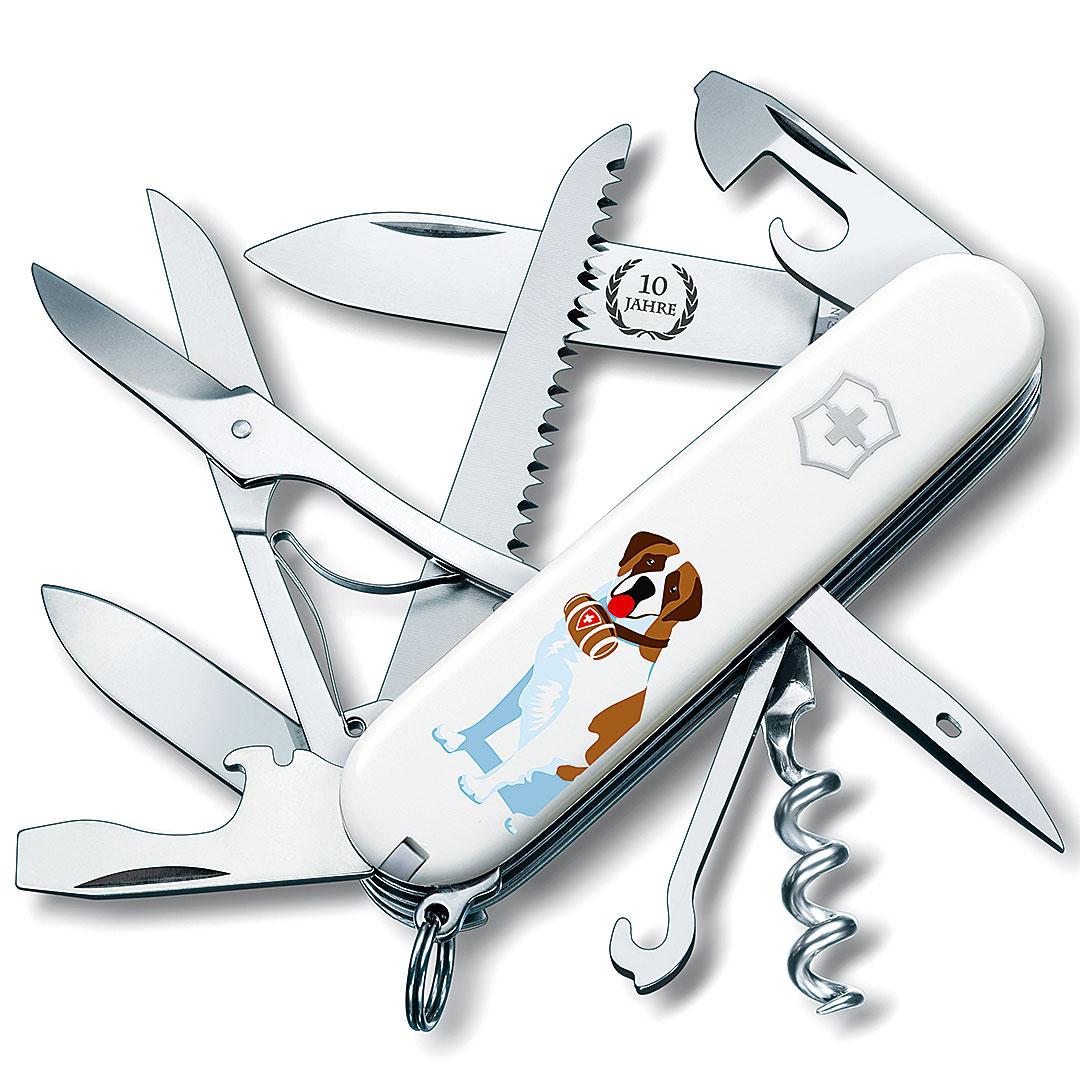Schweizer Messer Werbeartikel