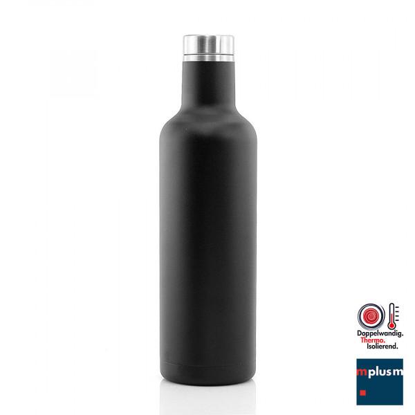Thermosflasche aus Edelstahl mit Kupferplattierung