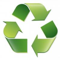 nachhaltigkeit recycling logo