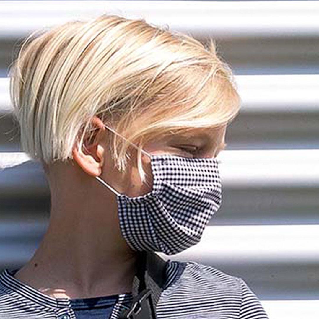 Stoff Maske aus Deutschland