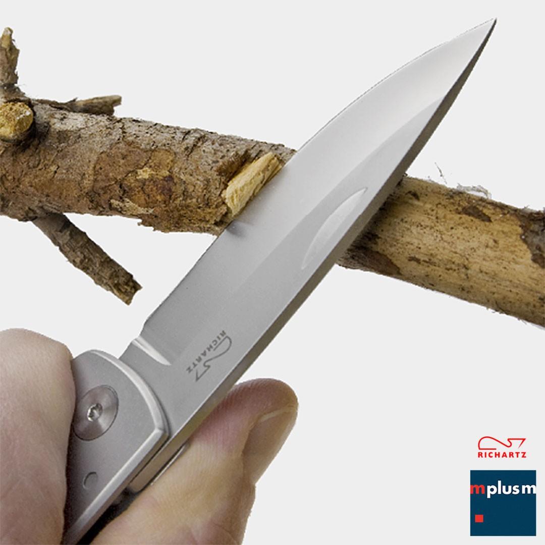 scharfes Messer