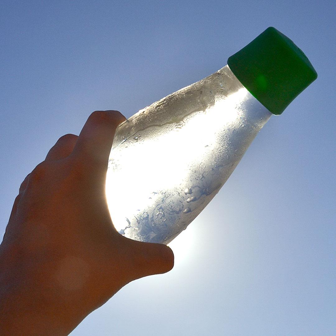 Retap Flaschen mit Logo bedrucken