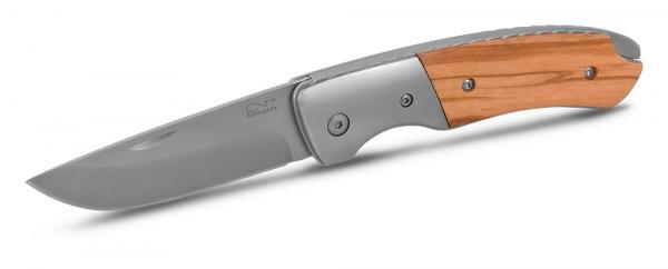 Richartz-Werkzeugmesser-Olivenholzgriff