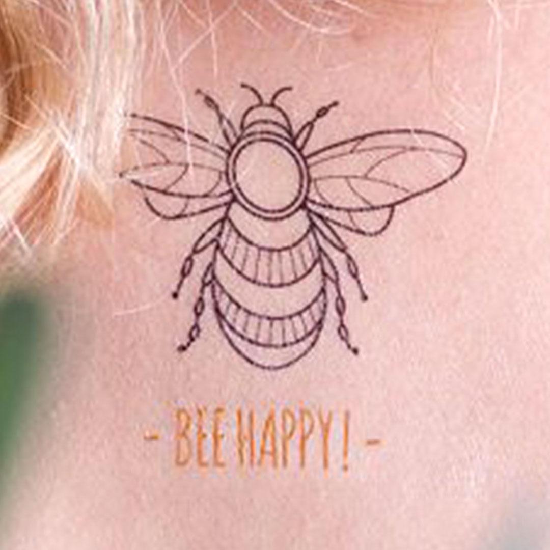 Print Tattoo Mailing Werbemitel