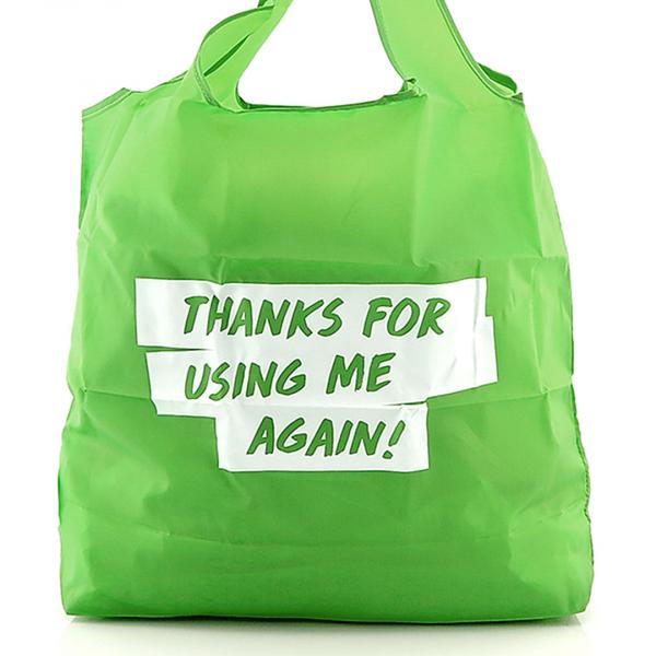 Recycling-Einkaufstasche-mit-Logo-Druck