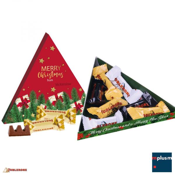 Advent Toblerone Präsentbox