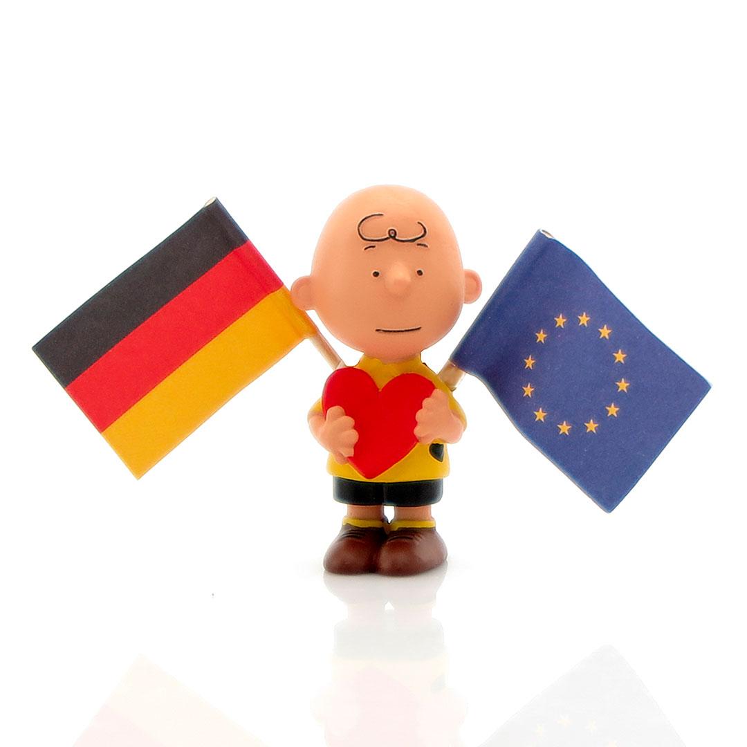 Werbemittel aus Europa