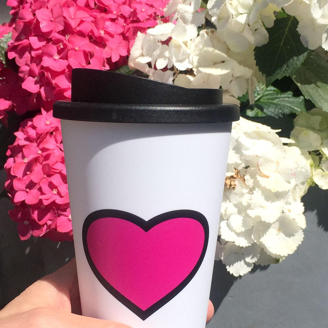 Mehrweg Coffee To Go Becher Werbeartikel
