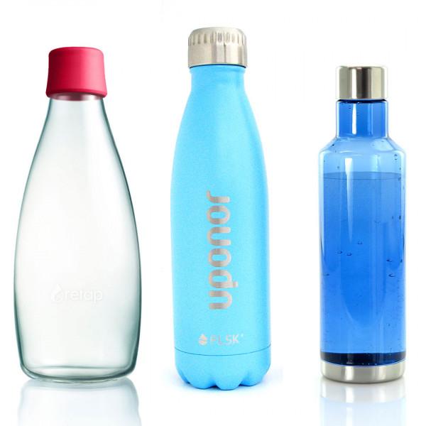 Mehrweg Trinkflaschen Werbeartikel