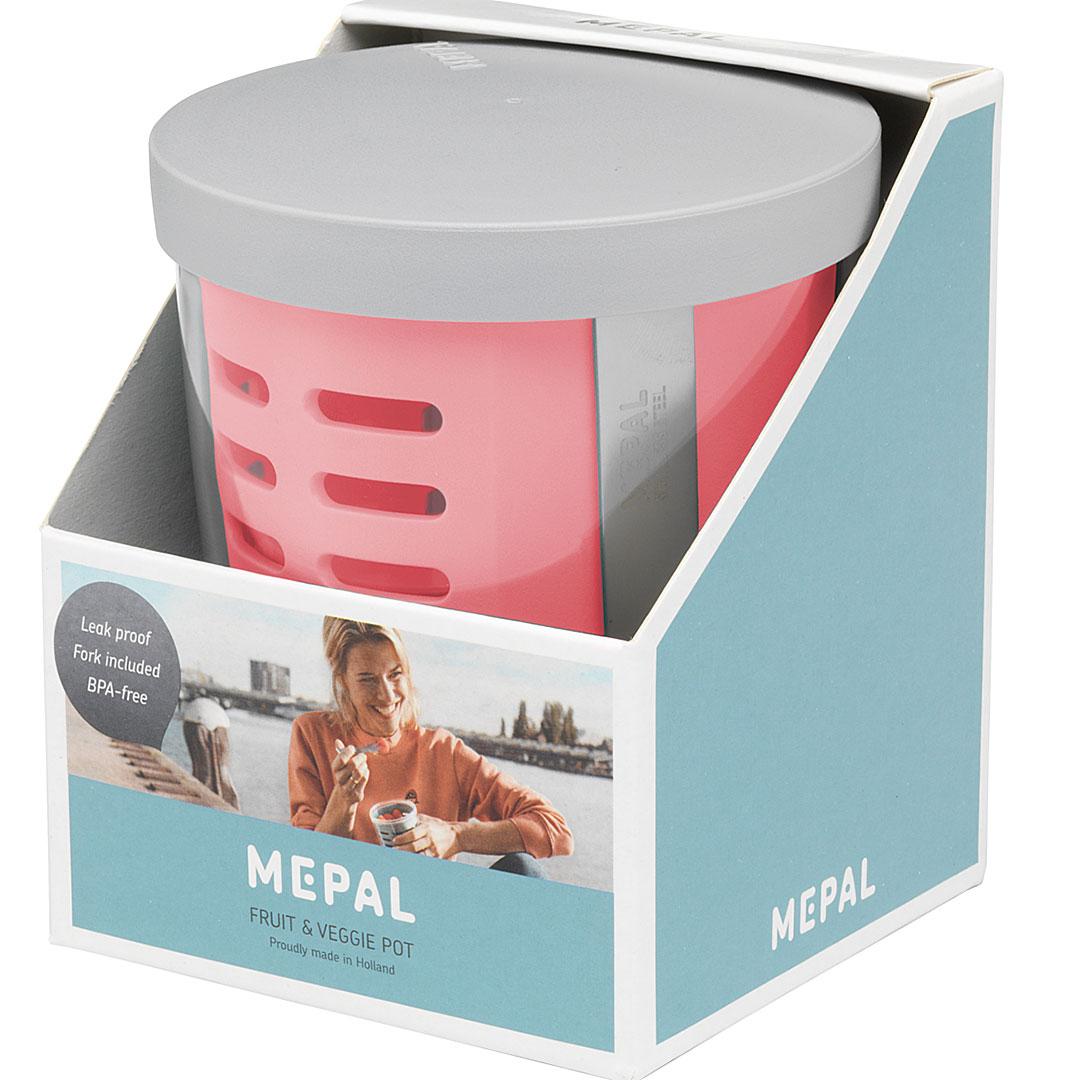 Mepal Mealprep Box bedrucken