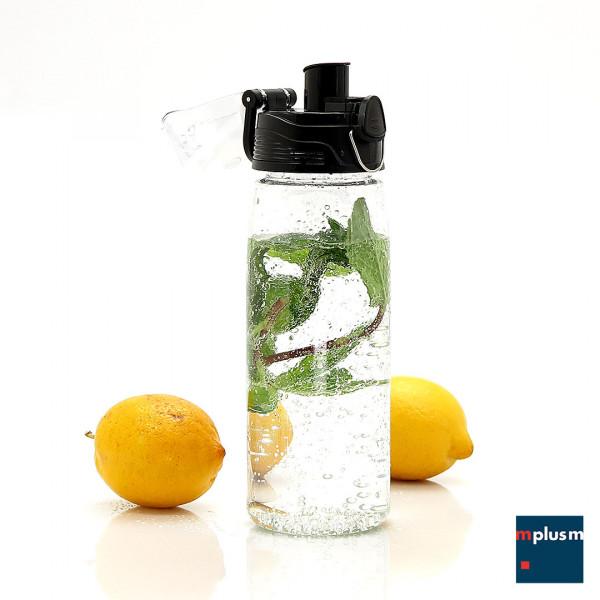 Trinkflasche aus Tritan mit Ihrer Werbung bedrucken.