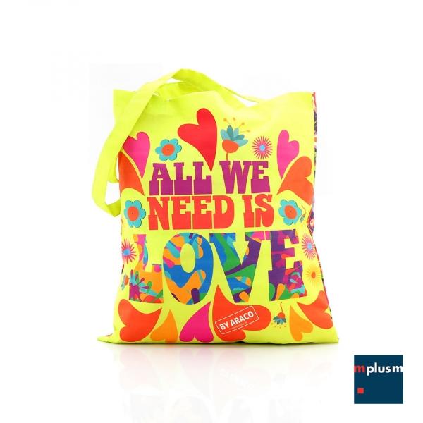 Jutetasche-Mehrweg-all-you-need-is-love-BL