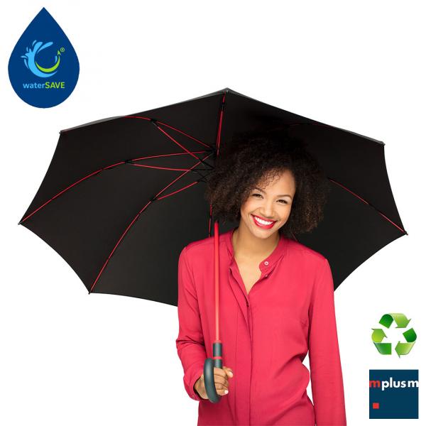 Praktischer Regenschirm Passat von FARE mit eigenem Logo bedrucken