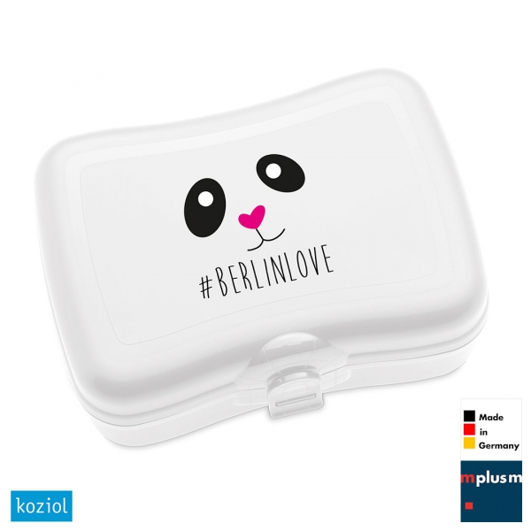 Koziol Lunch To Go Box als werbeartikel Made in Germany