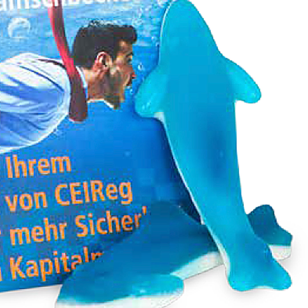 Gummibärchen Motiv als Werbeartikel