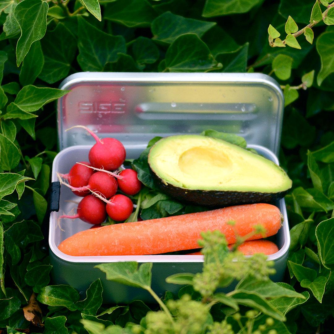 SIGG Metal Lunchbox Outdoor Werbeartikel