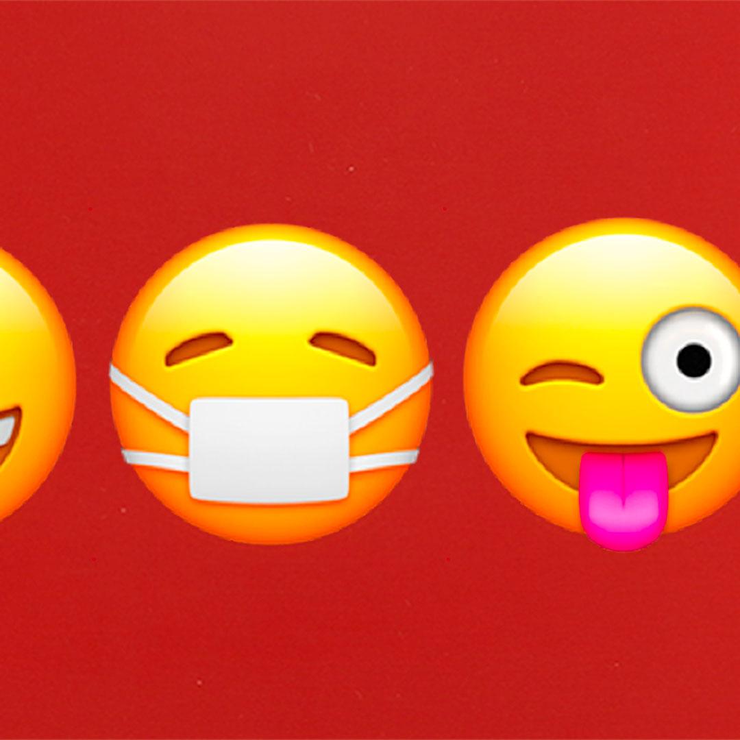 Gesichtsmaske Box bedrucken