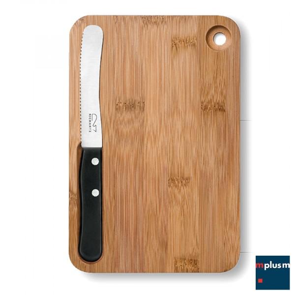 Richartz Küchenmesser und Holzbrett Set