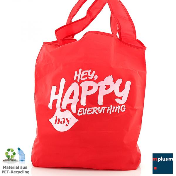 Recycling-Falt-Shopper-Tasche-bedrucken